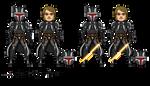 New Mando Sith Armor