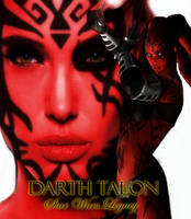 Darth Talon Facial by Theo-Kyp-Serenno