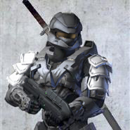 Halo 3 Spartan Theo D86 by Theo-Kyp-Serenno