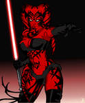 Star Wars Legacy 2 Colored
