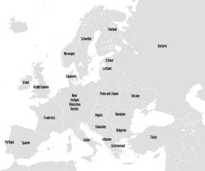 New Holy Roman Empire and Europe by samcherry