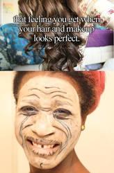 Hair and Makeup Meme