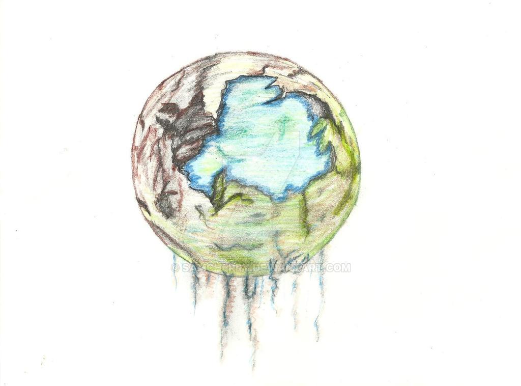 Webcomic Concept Art: Sera