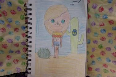 Aloe- Cactus farmer by darrkparadies by darkparadies