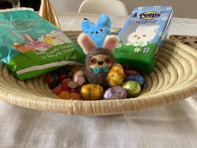 Happy Easter! #aSlothForAllSeasons