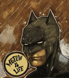Batman is a MGTOW (2)