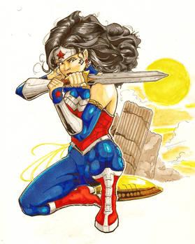 Wonder Woman (colors)
