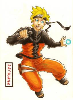 Naruto Uzumaki - Believe it!!!