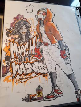 March Art Madness 2018