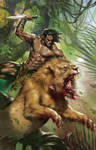 Lord of the Jungle #1 due color