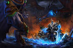All hail the King -  Heroes of the Storm