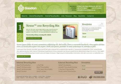 Glasdon - Bins 4 Recycling