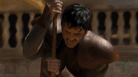 Prince Oberyn DPS by SangDencres