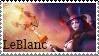 Prestigious LeBlanc Stamp by SkeithFactor