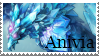 Classic Anivia Stamp by SkeithFactor