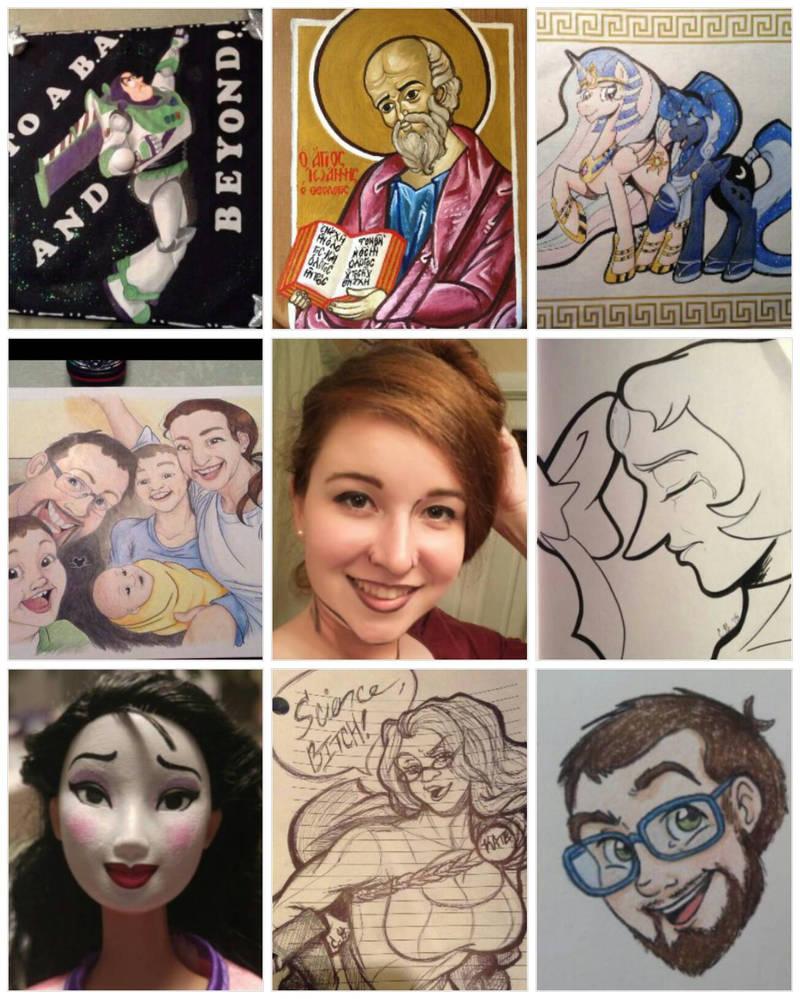 Art vs. Artist