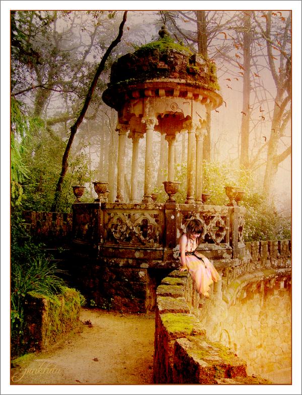Autumn's Child by Pinktutu