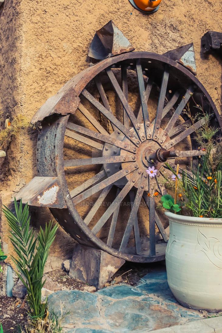 Water-wheel by jedi58