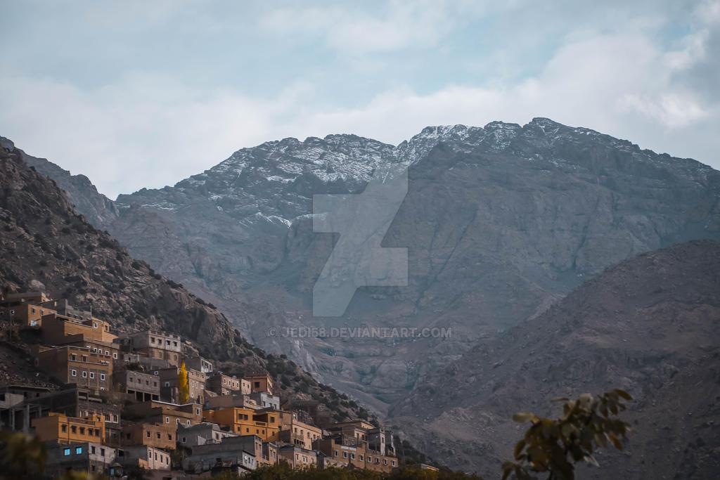 Mount Toubkal by jedi58