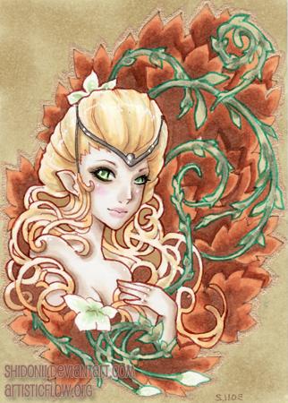 Her Majesty by shidonii