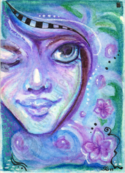 Faerie Blessings ACEO