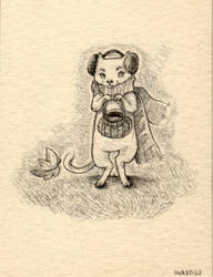The Mouse ACEO