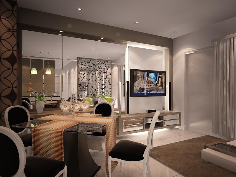 Waterplace apartment surabaya by sbarsitek on deviantart for Design interior surabaya