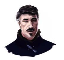 Petyr Baelish by AlbiArtworks