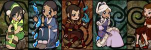 The Girls of Avatar