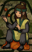 The Boys of Avatar - Haru by suzannedcapleton