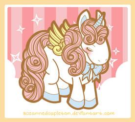 the pony express - roxy by suzannedcapleton
