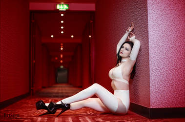 Red room by SisterSinister