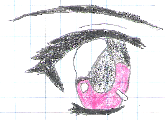 anime eye by thehitmanzack