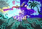 Princess Twilight Sparkle title card