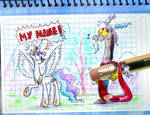 Discord is in my notebook