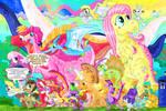 Jurassic ponies