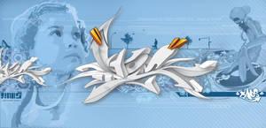 ::da'xaos one:: GRAFFITI by xaosone
