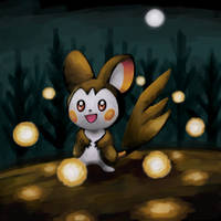 Day 11: Favourite new Pokemon from Black and White by Wooded-Wolf