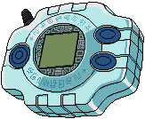 Digimon Adventure Digivice by Wooded-Wolf