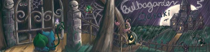 Bulbakaki Spooky Banner