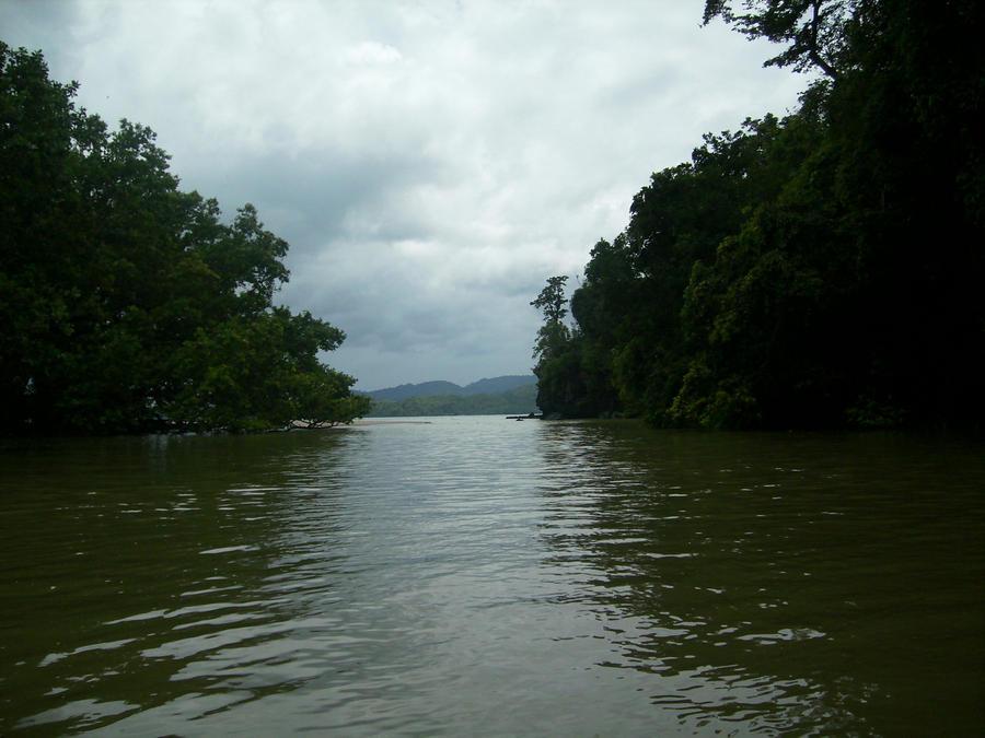 Palawan Underground River by Buntala