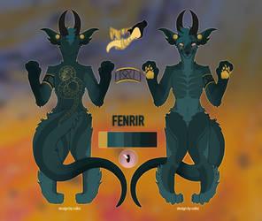 Fenrir Custom