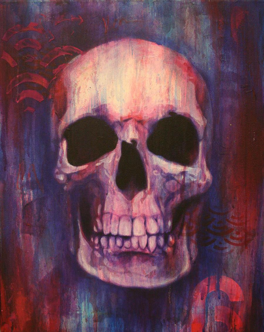 Skull by shawnie-b