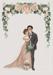 Wedding Invitation Commission