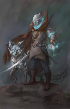 Aetherborn Artificer  Wolf
