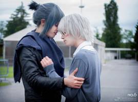 Closer, Shion and Nezumi Cosplay by hakucosplay
