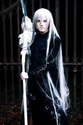 Shinigami Undertaker, Soul eater by hakucosplay