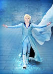 Elias (Elsa Male Version), Disney's Frozen