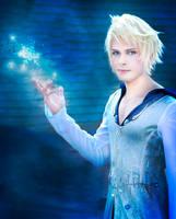 King Elias' Power! (Elsa Genderswap Cosplay) by hakucosplay
