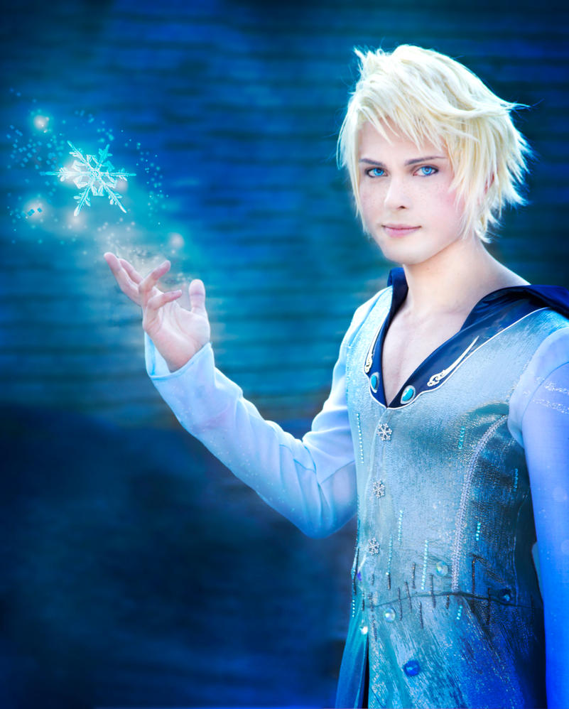 King Elias' Power! (Elsa Genderswap Cosplay) by Hadukoushi